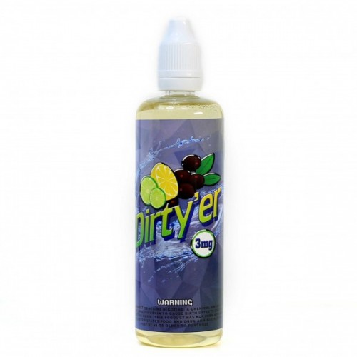 Dirty'er E-Liquid Grape