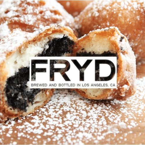 FRYD - Cookies and Cream