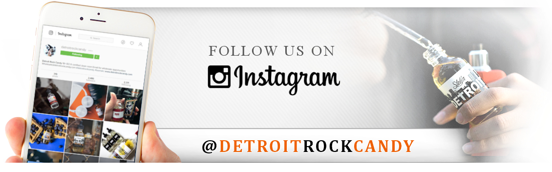 Join Detroit Rock Candy on Instagram