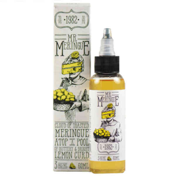 Mr. Meringue Eliquid