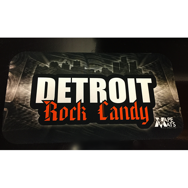Detroit Rock Candy Vape Mat